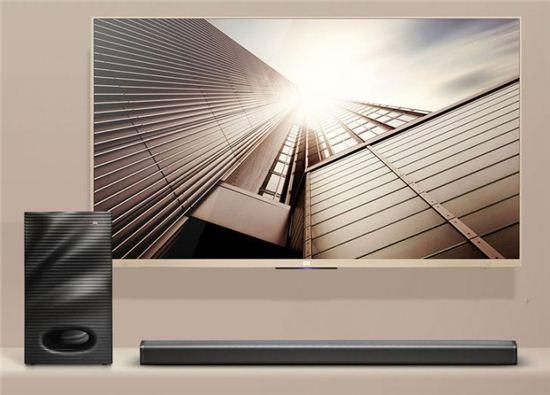 샤오미가 발표한 60만원대 49인치 UHD TV 'MI TV 2'