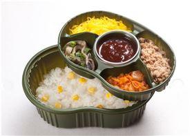 ▲ 미니스톱 '반합 비빔밥'