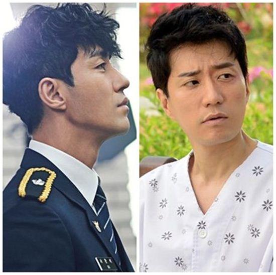 배우 차승원(왼쪽)과 김명민이 동시간대 드라마를 통해 각자의 개성이 담긴 연기를 펼치며 주목받고 있다. / 사진은 MBC, SBS 제공.