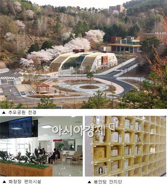 순천시립 추모공원