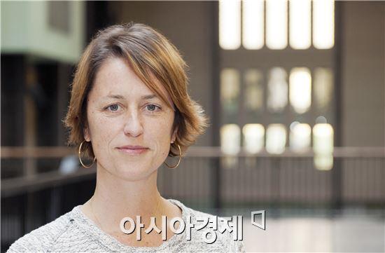 2014 광주비엔날레 감독, 제시카 모건