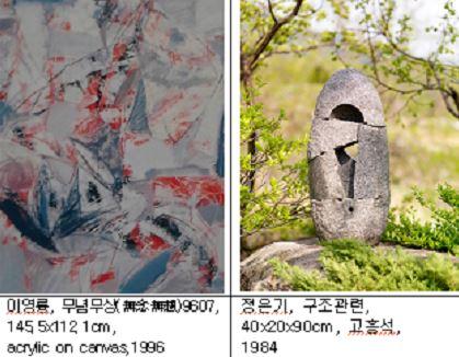 '대구미술, 기억의 풍경' 전 출품작