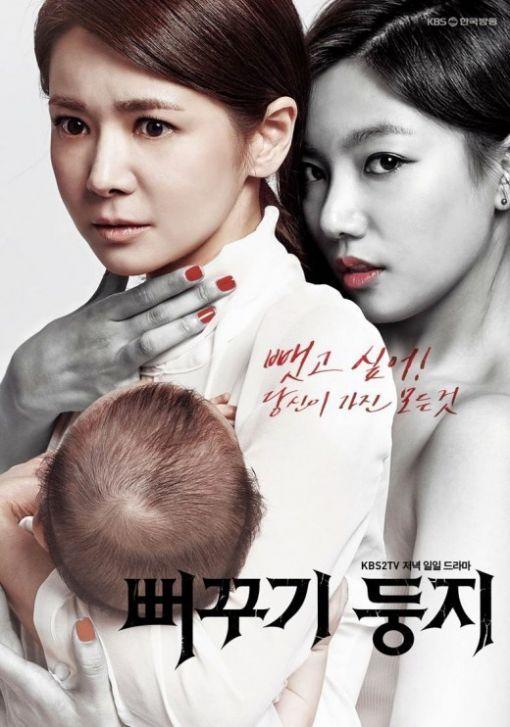 ▲대리모라는 자극적인 소재를 다룬 드라마 '뻐꾸기 둥지' (사진:예인E&M 제공)