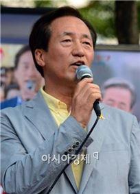 정몽준 전 새누리당 의원