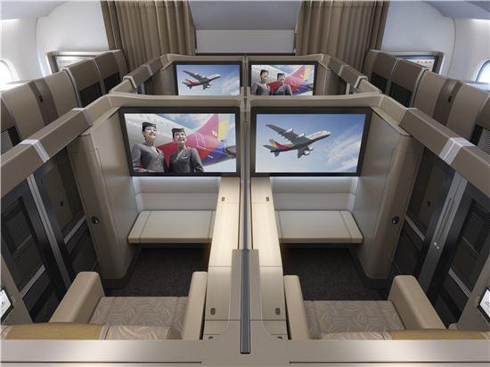 13일 인천- 나리타노선으로 첫 운항을 시작하는 아시아나 A380