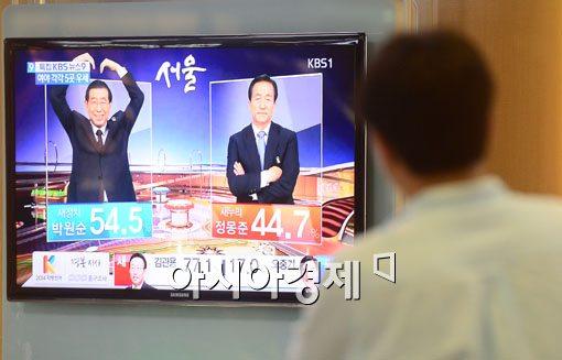 MBC·SBS 선거방송에 '재미' 더했다…시청률 1위는 KBS