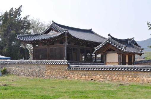 보물 제1825호 '의성 만취당(義城 晩翠堂)'