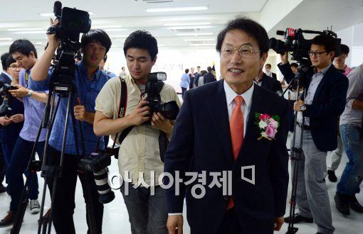 ▲조희연 서울시교육감 당선자