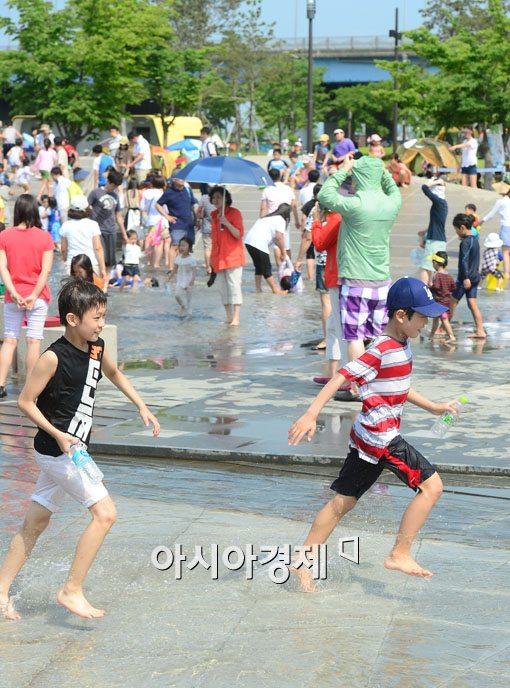 [포토]여름을 달리다
