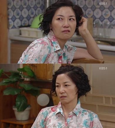 ▲배우 서이숙(사진:KBS 1TV '고양이는 있다' 방송 캡처)