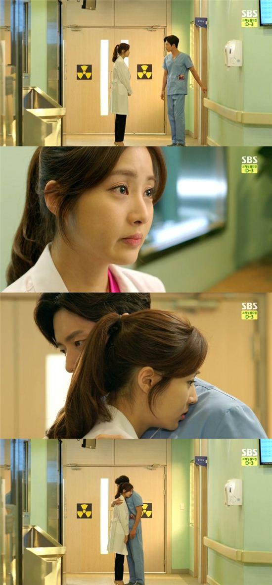 SBS 드라마 '닥터 이방인' 방송 화면 캡쳐
