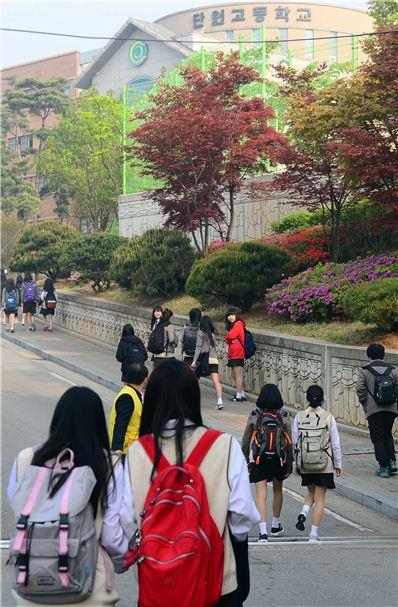 안산 단원고등학교. 사진=아시아경제 DB
