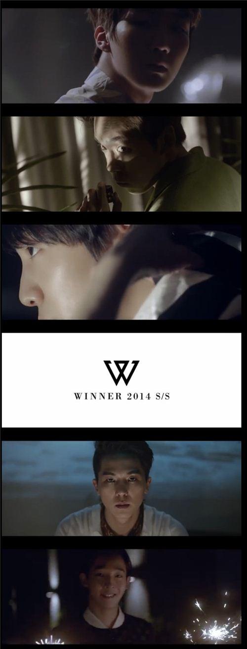 ▲위너가 티저 영상을 기습 공개하며 데뷔 소식을 알렸다. (사진: YG 블로그)