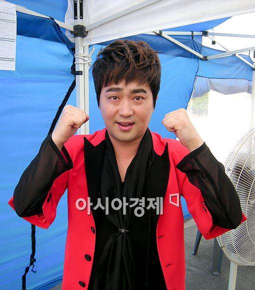 트로트 가수 박현빈