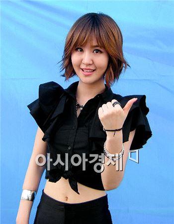 트로트 가수 윤수현