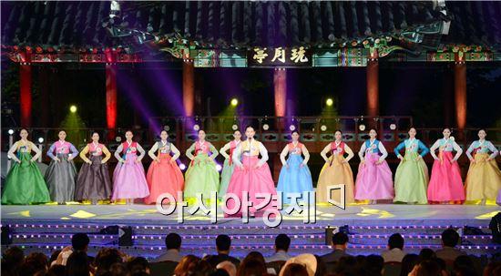 제84회 춘향제는12일부터 17일까지 6일간 광한루원에서 펼쳐진다