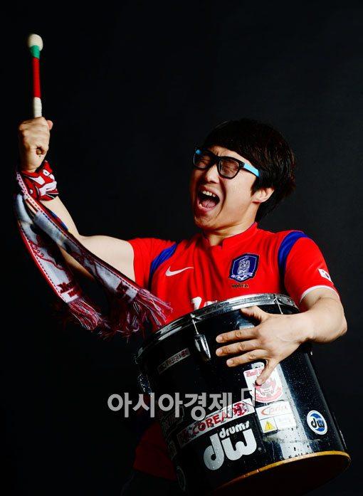 [포토]힘내라 대한민국