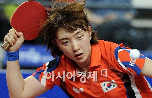 [포토]서효원,'집중'