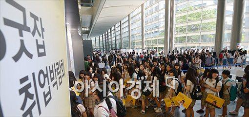 서울 청년 3명 중 1명은 사실상 '실업' 상태