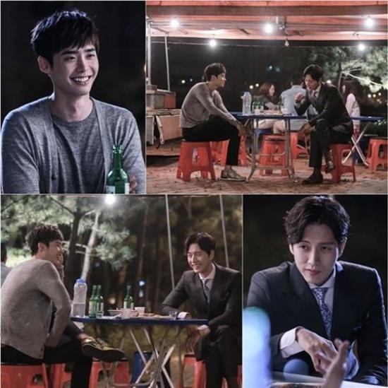 SBS 월화드라마 '닥터이방인' 이종석·박해진