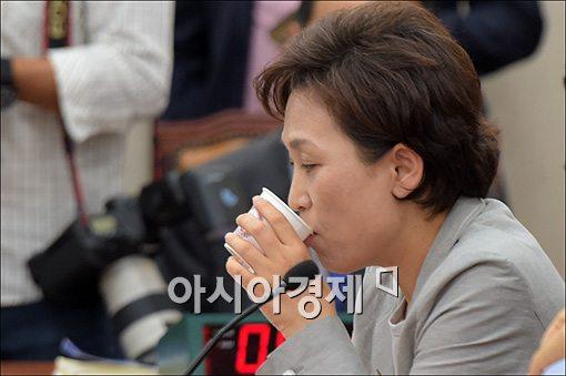 [포토]속타는 세월호 국정조사 특위