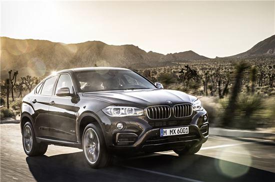 BMW 뉴 X6