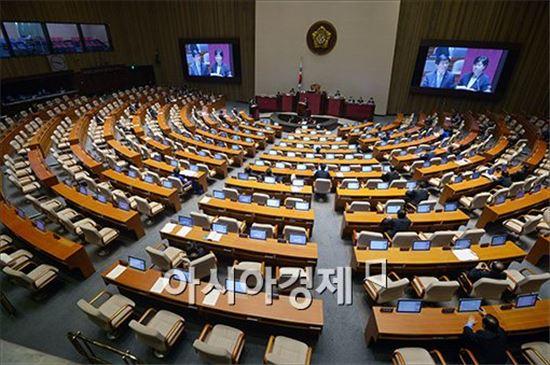 '北風'으로 청와대 '미소'…'安風'으로 정치권 '혼란'