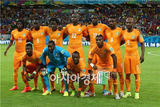 코트디부아르 대표팀