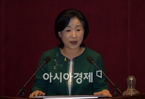 """정의당 """"세월호특별법, 양당 간 야합…폐기돼야"""""""