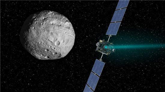 ▲소행성 탐사를 위한 ARM 계획이 속도를 내고 있다.[사진제공=NASA]