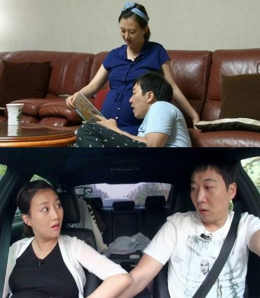 ▲장윤정 도경완 부부가 '슈퍼맨이 돌아왔다'에서 출산 스토리를 공개한다.(사진: KBS2 제공)