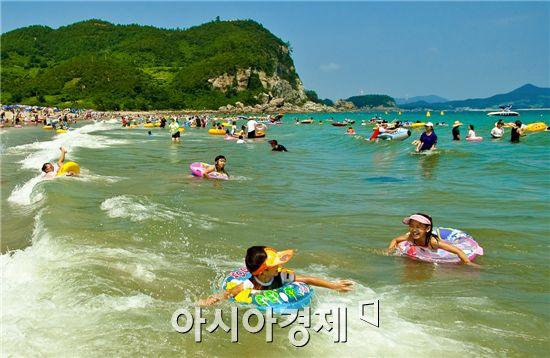 고흥 남열해돋이 해수욕장