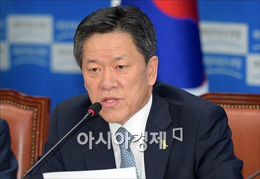 주승용 새정치민주연합 사무총장