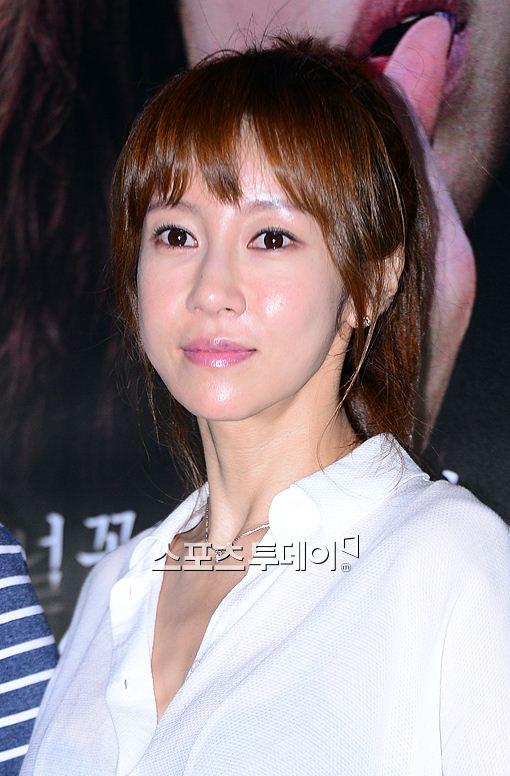 영화 '숙희(감독 양지은)' 언론시사회에 참석한 채민서