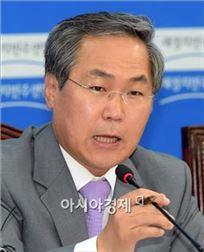 우윤근 새정치민주연합 정책위의장