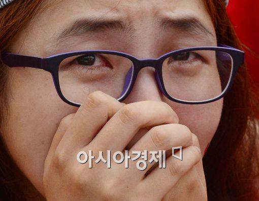 [포토]'슬프다'