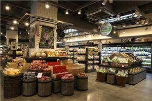 올가홀푸드가 경기도 성남시 분당구 서현동에 직영 12호점인 서현점을 오픈했다.