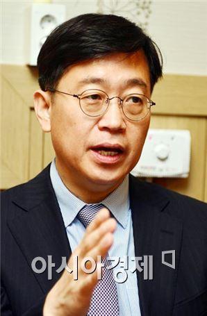 김성일 아시아문화도시 추진단장