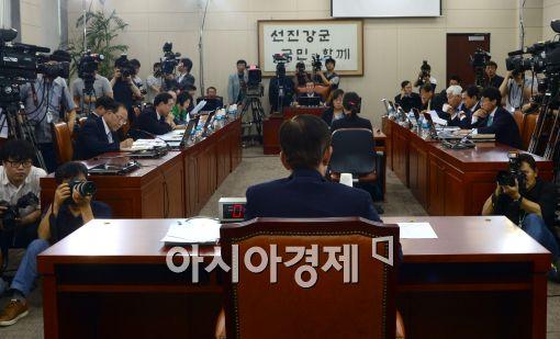 [포토]국회 국방위원회, 한민구 국방부 장관 후보자 인사청문회 개최
