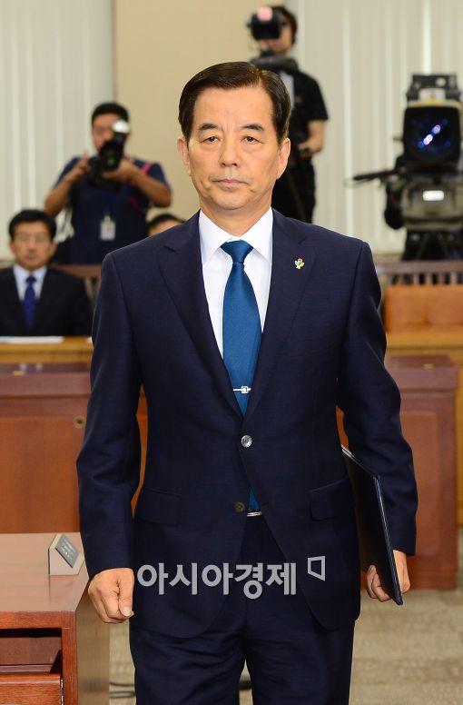[포토]한민구 국방부 장관 후보자 인사청문회 개최