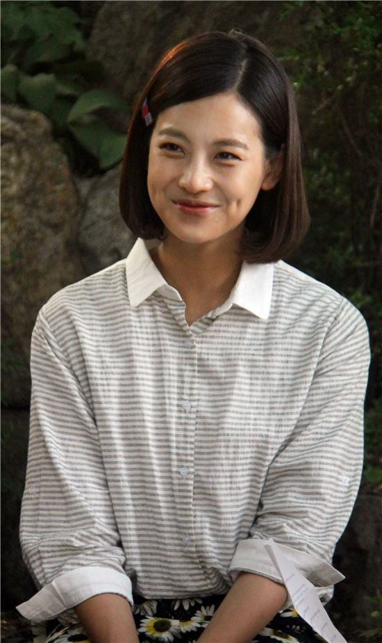 MBC '왔다! 장보리' 오연서 /웰메이드 이엔티 제공