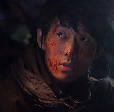 ▲배우 김준호가 대상포진으로 안면마비가 돼 시사회에 불참했다. (사진: 영화 '내비게이션' 스틸컷)