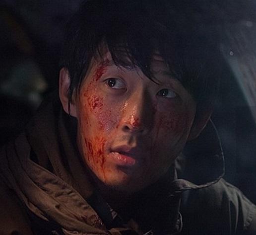▲ 대상포진으로 안면마비가 온 배우 김준호(사진: 영화 '내비게이션' 스틸 컷)