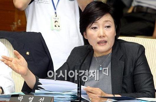 새정치민주연합 박영선 의원