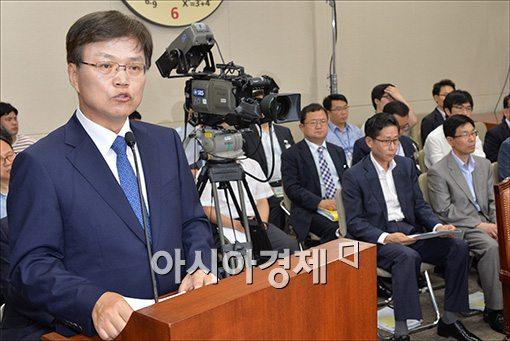 최양희 미래창조과학부 장관