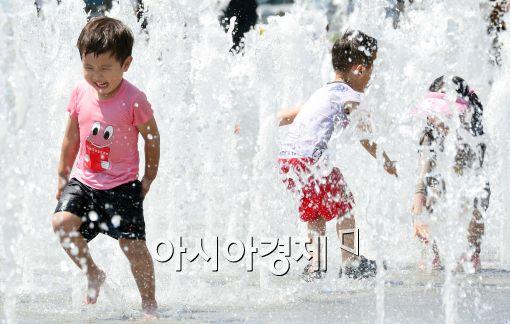서울, 올해 첫 폭염주의보