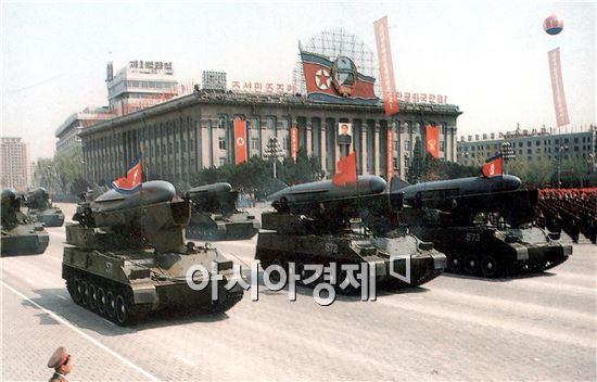 북한, 단거리 탄도미사일 2발 동해안으로 발사
