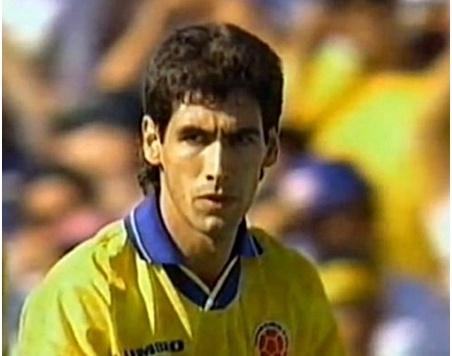 안드레스 에스코바르(사진:유튜브 캡처)