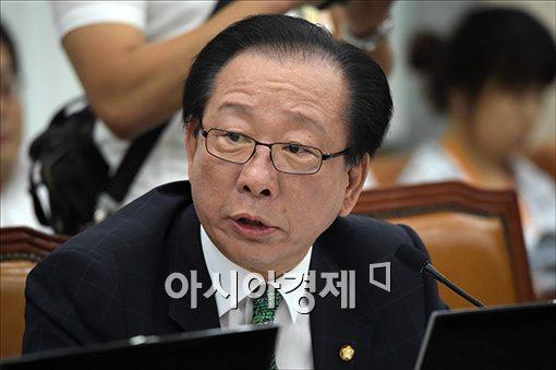 안홍준 의원, 세월호 유가족 관련 발언 논란