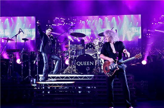 올해 처음 내한하는 전설의 밴드 '퀸'